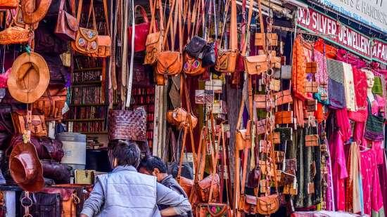 Jaipur Shopping Sarovar Portico Jaipur