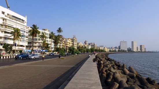 Marine Drive, The Ambassador Hotel Mumbai, places to visit in Mumbai 555