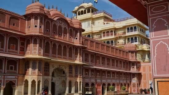 City Palace near Tree of life resort and spa jaipur