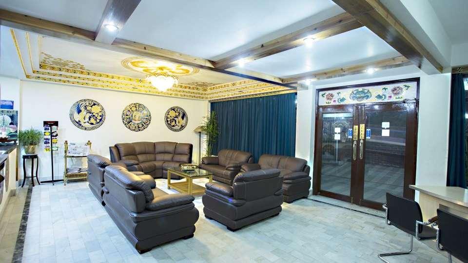 Central Hill Resort, Gangtok Gangtok Central Hill Resort Lobby