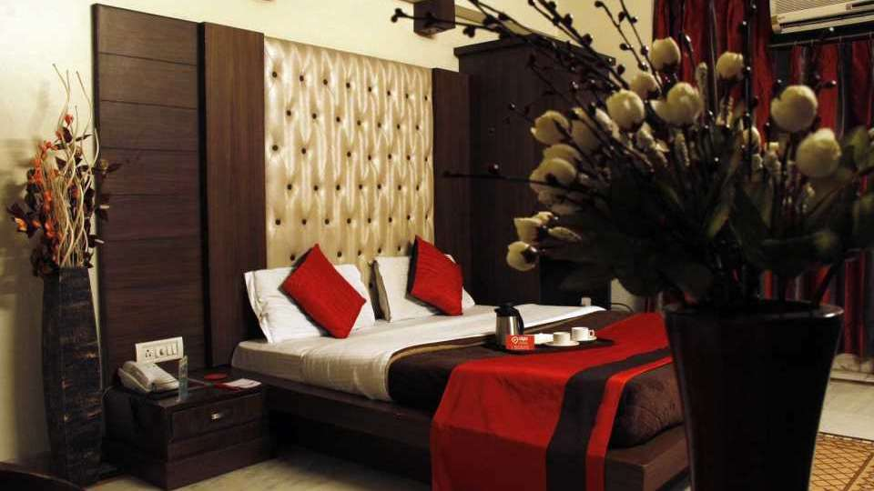 Hotel Welcome Palace, Paharganj, Delhi New Delhi Double Deluxe Room 3 Hotel Welcome Palace Pahrganj Delhi
