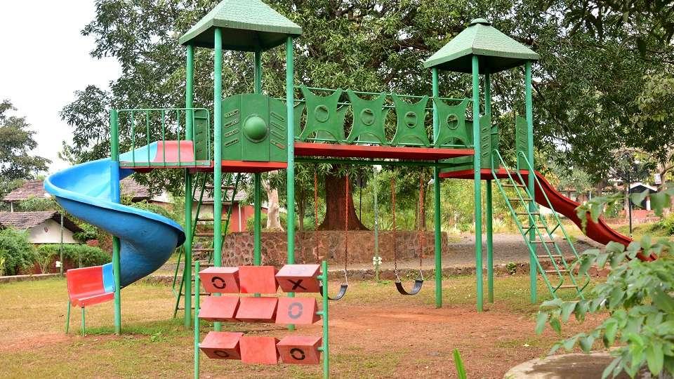 Kids Play Area - Kundalika