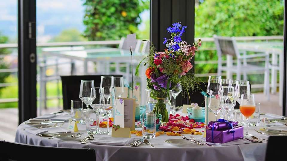 Banquet Hall Summit Sobralia Casino Resort Spa Namchi Hotels in Namchi