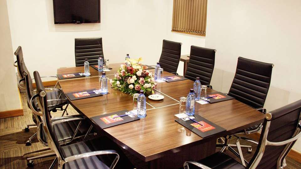 Business Center at Restaurant at The Zehneria Portico Nairobi restaurants in Nairobi Best hotels in Nairobi 1