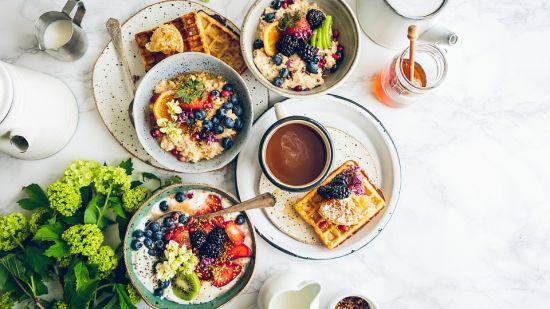 Complimentary Breakfast K-Stars Beacon Hotel Mumbai