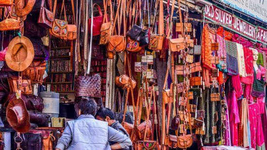 Jaipur Shopping, Hotel Sarovar Portico Jaipur