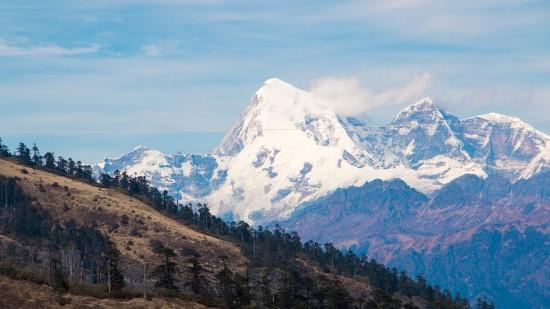 Chele La Pass Bhutan