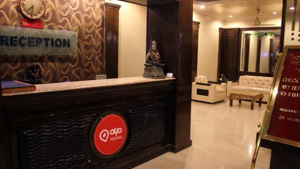 Hotel Welcome Palace, Paharganj, Delhi New Delhi Reception Hotel Welcome Palace Pahrganj Delhi