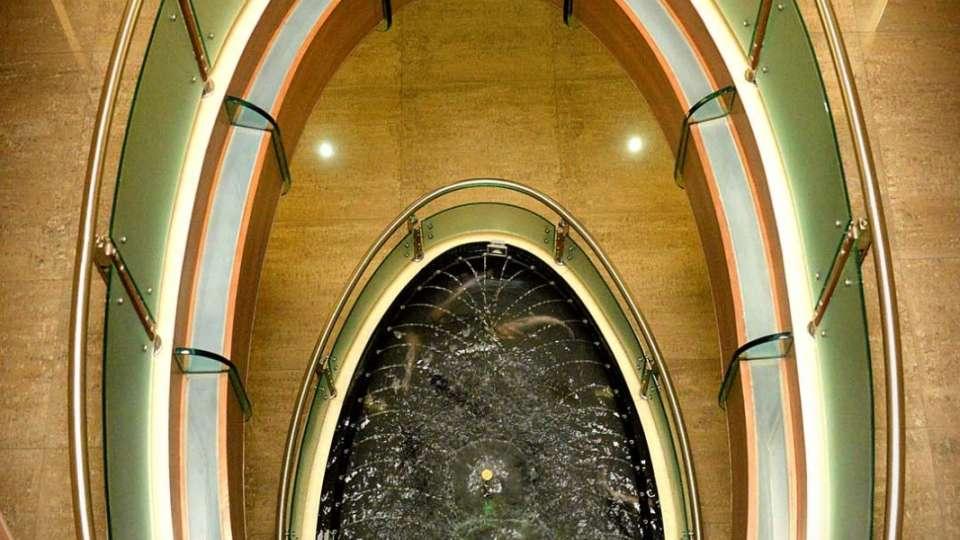 Lobby at Hotel Fortune Palace, Hotel in Jamnagar, 4-Star Hotel in Jamnagar 2