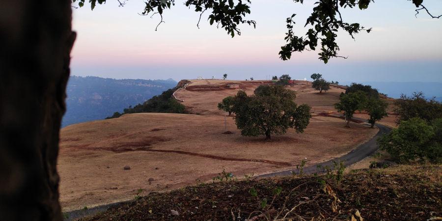alt-text Let s Camp Tamia Campus cliff