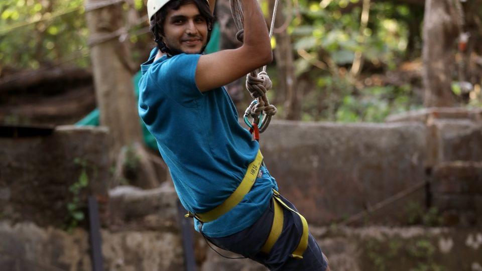 Tarzan Swing - Sajan