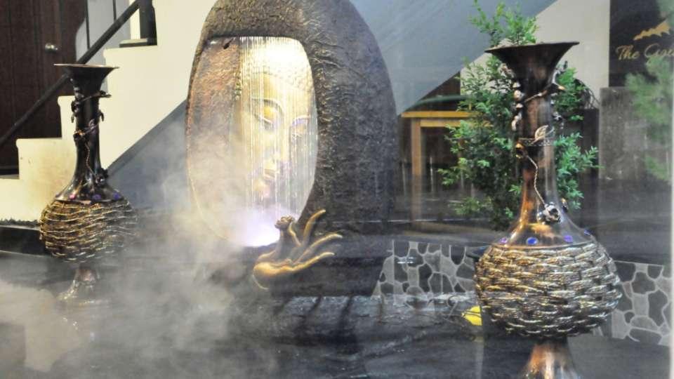 The Golden Crest Hotel Gangtok Gangtok Interior 1 The Golden Crest Hotel Gangtok