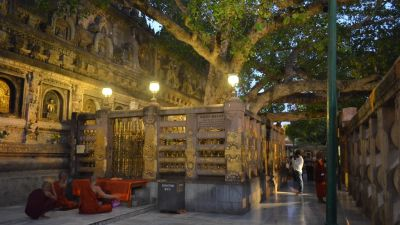 Mahabodhi Temple, Marasa Sarovar Premiere, Tourist places in Bodhgaya 2