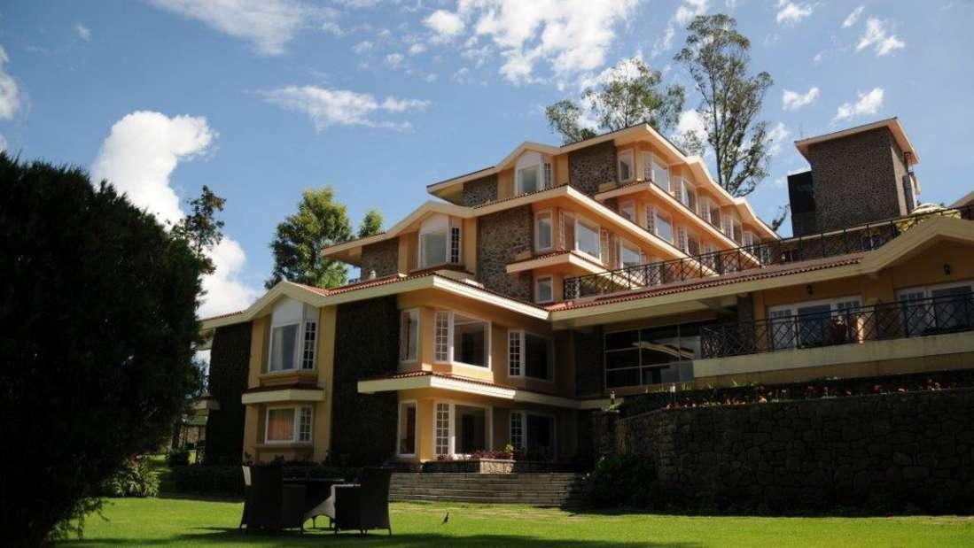 Exterior at The Carlton Hotel, Kodaikanal  Luxury Hotel  2