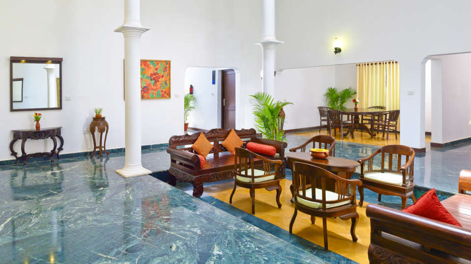 Estuary Leisurevilla Lobby