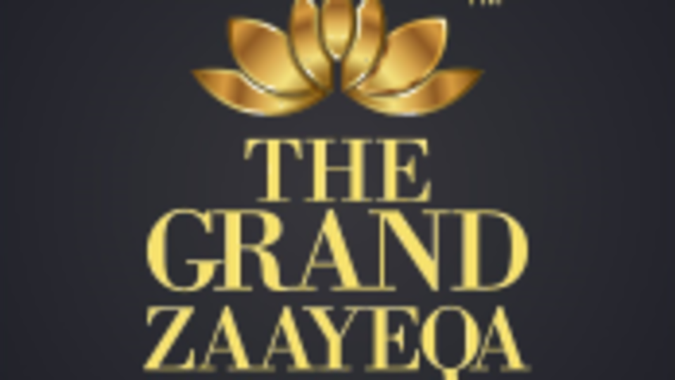 Hotel Hyderabad Grand, Shamshabad Hyderabad Logo of The Grand Zayeqa Restaurant Hotel Hyderabad Grand