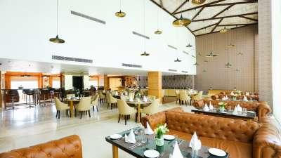 Restaurant At Udman Hotels Resorts Mahipalpur