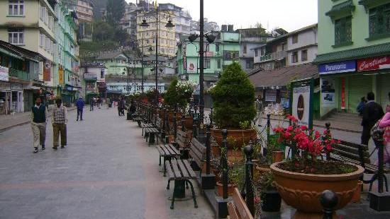 MG Road Summit Namnang Courtyard Spa Gangtok