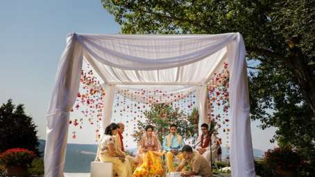 Destination Wedding at Moksha Himalaya Spa Resort Parwanoo 1