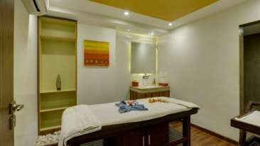 Spa at Nidhivan Sarovar Portico Vrindavan, 5 star hotels in vrindavan