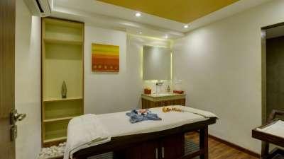 Spa at Nidhivan Sarovar Portico Vrindavan, 5 star hotels in vrindavan