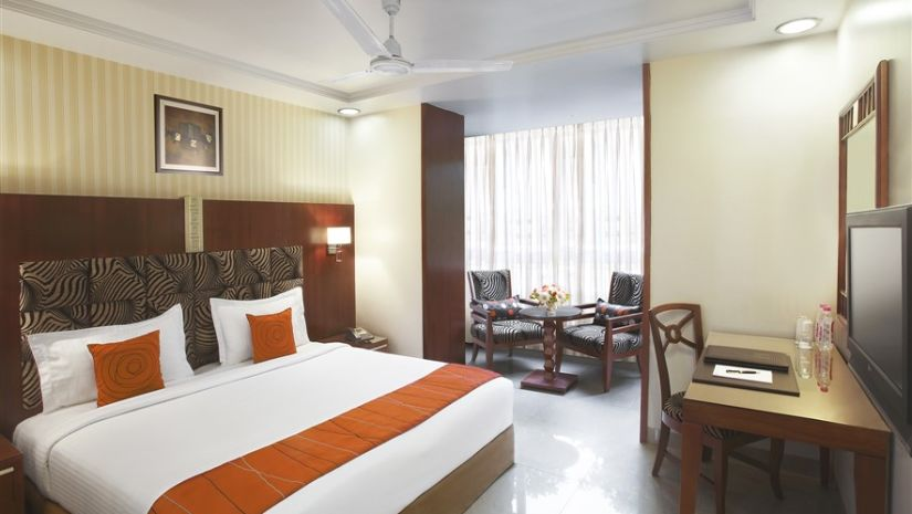 Room | Hotel Suba Palace, Mumbai 4