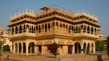 City Palace-Jaipur 1589 Hotels Upcoming Hotels