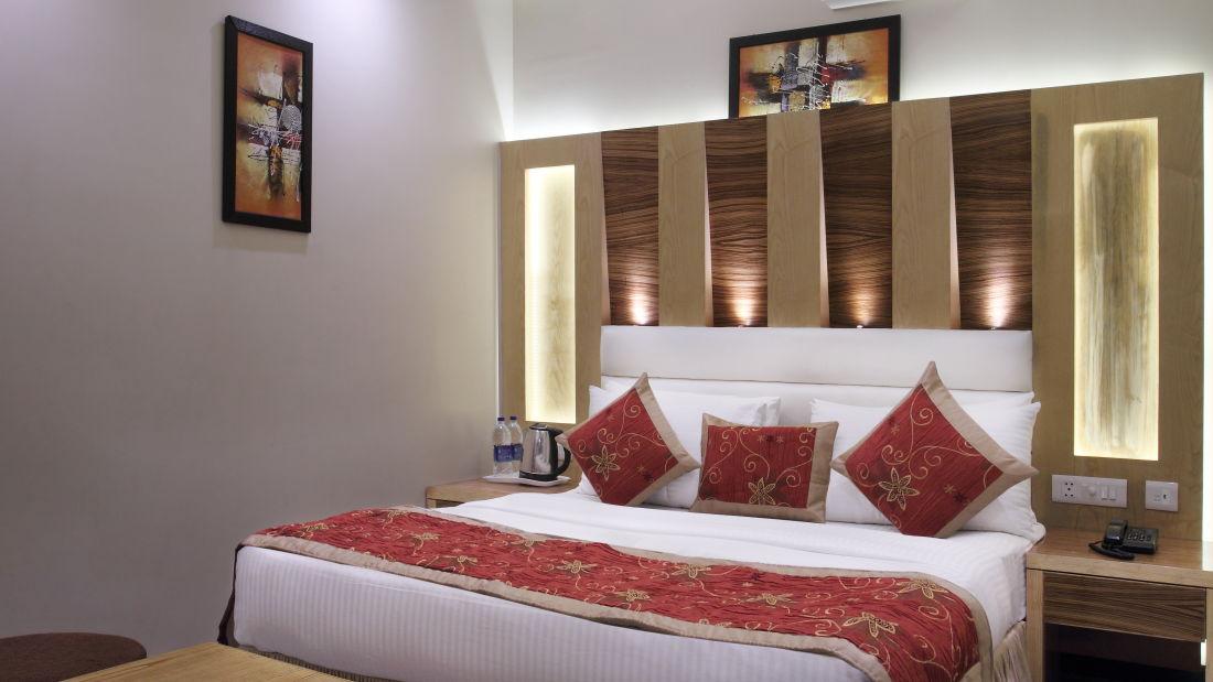 Hotel Hari Piorko - Paharganj, New Delhi New Delhi Executive Room Hari Piorko Paharganj New Delhi 8