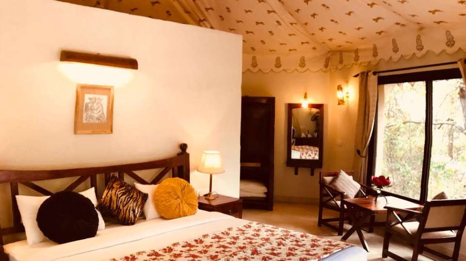 Luxury Cottage in Infinity Resorts Kanha, Cottages in Kanha 2