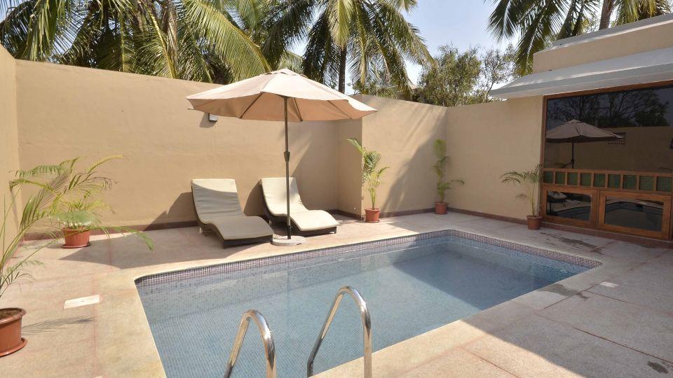 Heritage Resort Hampi Hampi 6. Plunge Pool Villa