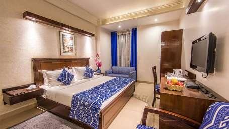 Deluxe Suite Rockland  Hotel Chittaranjan Park New Delhi CR Park Hotels 2
