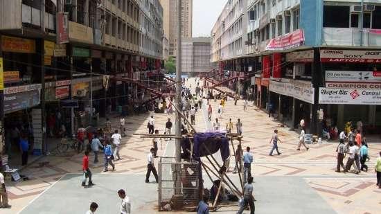Nehru street ,Hotel Le Dupleix Pondicherry