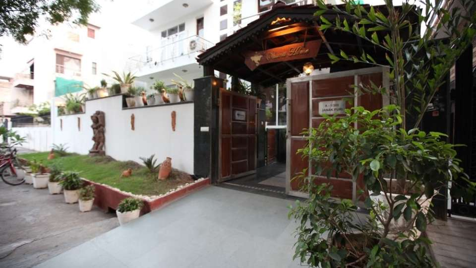 shanti home front