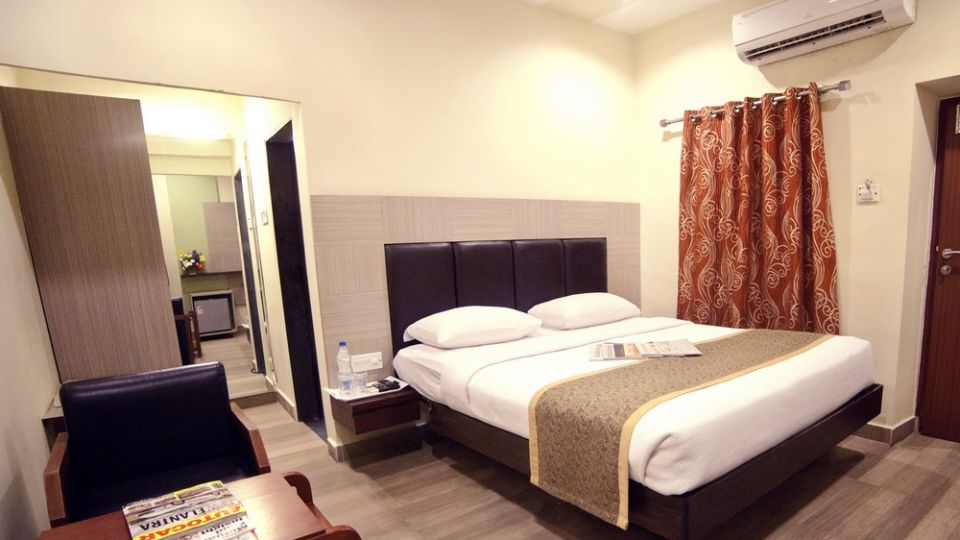 Taj Mahal Hotel Abids Hyderabad Executive Room 01
