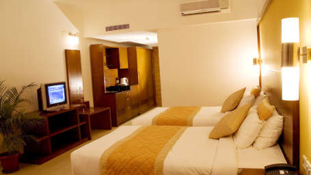 Evoma Hotel, K R Puram, Bangalore Bangalore Deluxe Room Evoma Hotel K R Puram Bangalore