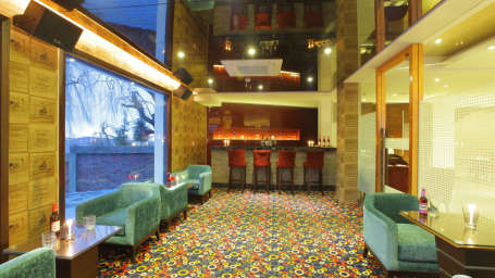 Mashobra Restaurants Glen at Hotels in Shimla, Marigold Sarovar Portico 3 2