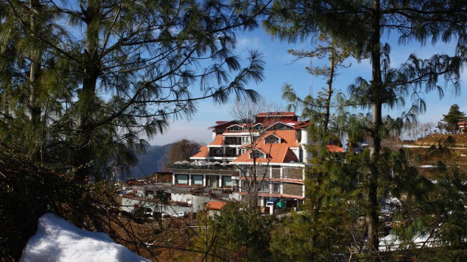 Facade Marigold Sarovar Portico Shimla 6