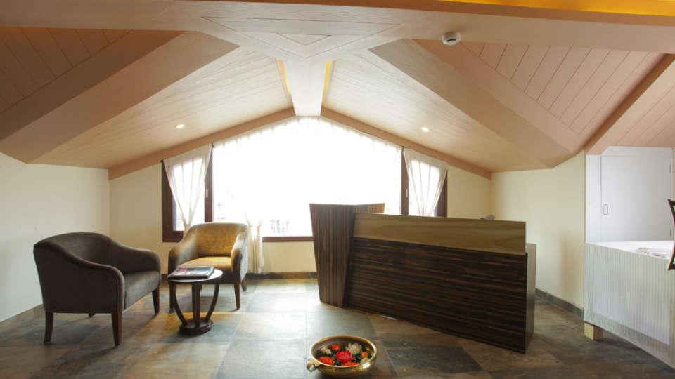 Spa Marigold Sarovar Portico Shimla, hotels in shimla with spa dsdc