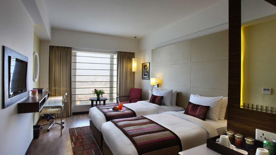 Deluxe Room Park Plaza East Delhi 4