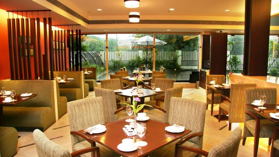 Restaurants The Muse Sarovar Portico Nehru Place New-Delhi 4