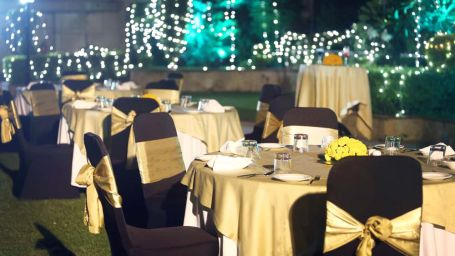 The Regent Park, The Bristol Hotel Gurgaon,Party Hall In Gurgaon 5474