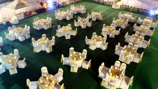 Taj Tri Star Hotel Moonlight Wedding Venue 06