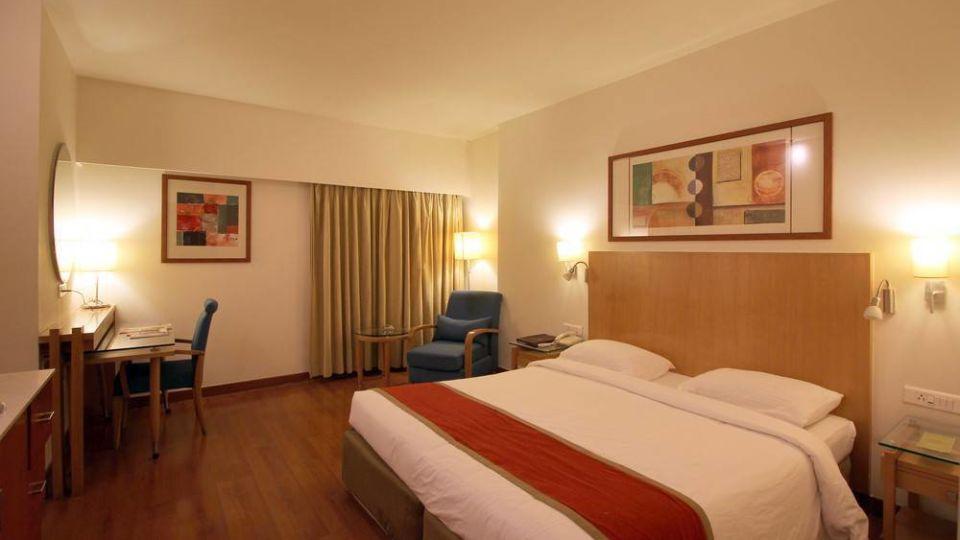 Taj Tri Star Hotel Deluxe Room 01