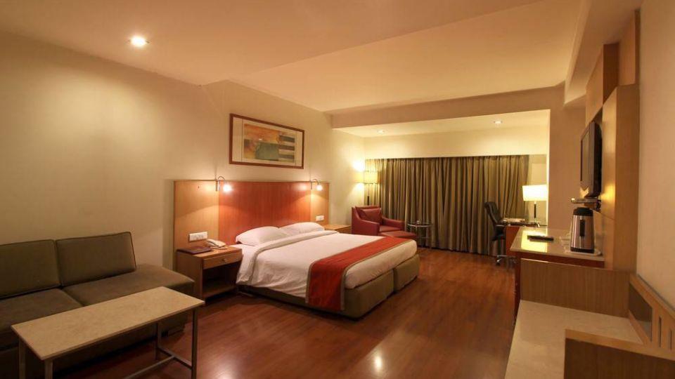 Taj Tri Star Hotel Superior Deluxe 01