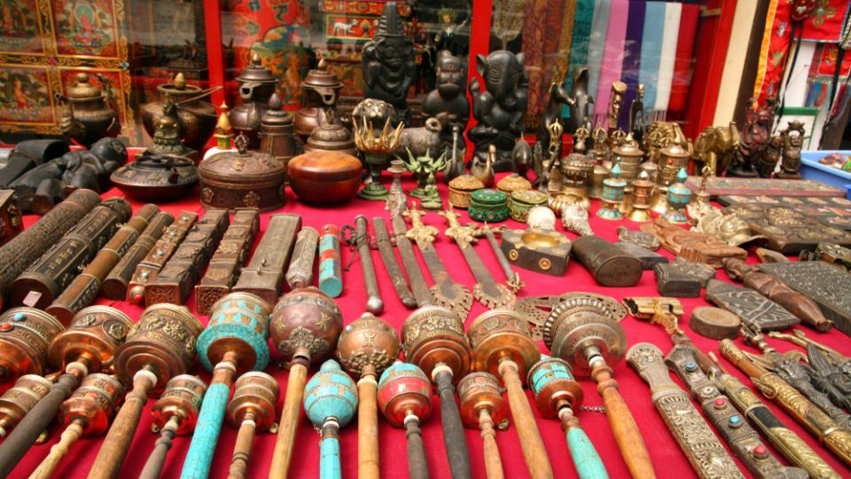 Tibetean Handicraft
