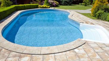 Swimming Pool Rockland  Hotel Chittaranjan Park New Delhi Hotel near Hauz Khas