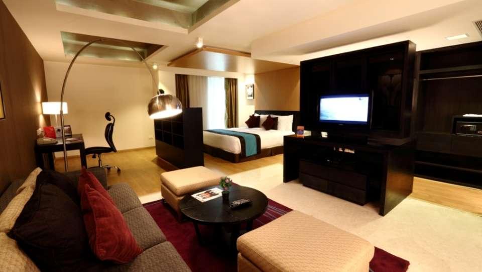 Davanam Sarovar Portico Suites, Bangalore Bangalore Executive Suite Hotel Davanam Sarovar Portico Suites Madiwala Bangalore 1