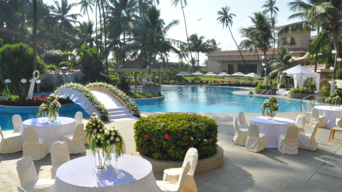 Destination Weddings Near Mumbai,  The Retreat Hotel and Convention Centre, Madh Island Mumbai