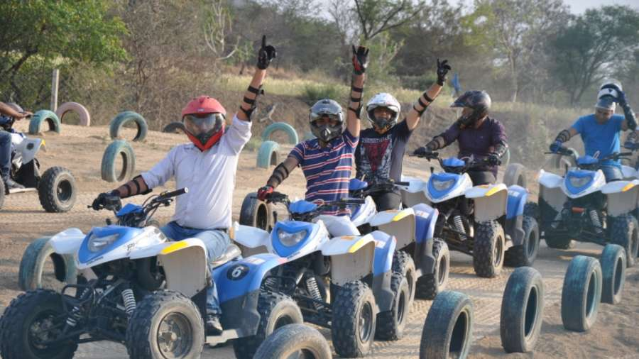 Quad Bikes Bunker Tao Experience Jaipur 5
