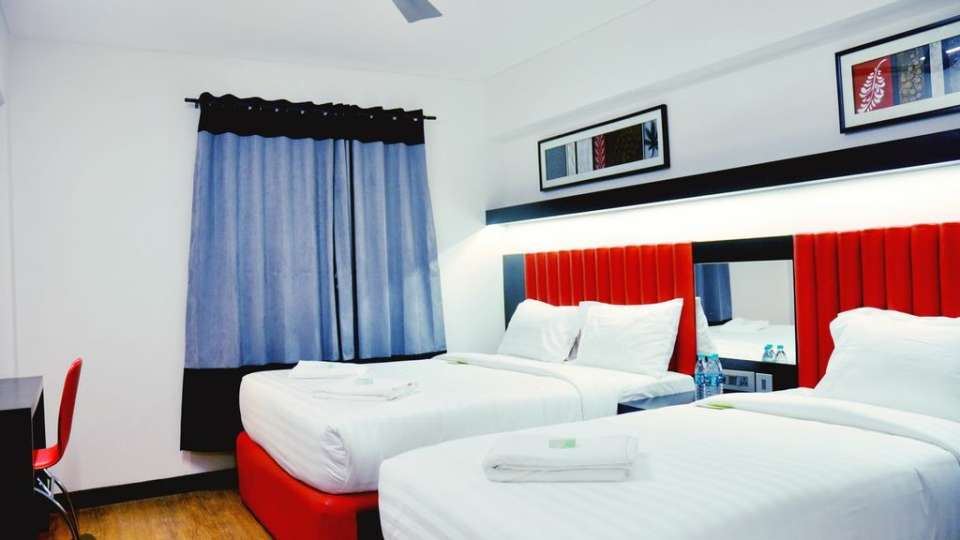 Mango Club at Mango Hotels Tune Ahmedabad , Stay In Ahmedabad